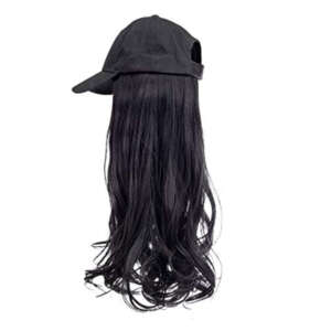 Jet Black hair black cap wig tymeless hair