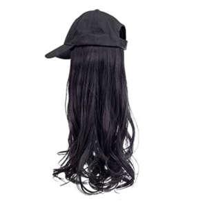 Jet Black hair black cap wig tymeless hair