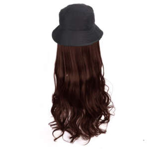 tymeless hair and wigs hat wigs dark brown