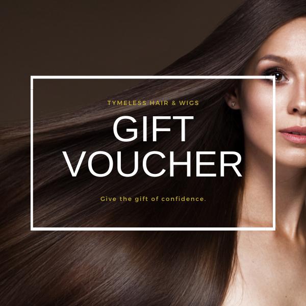 Tymeless Hair & Wigs Gift Voucher