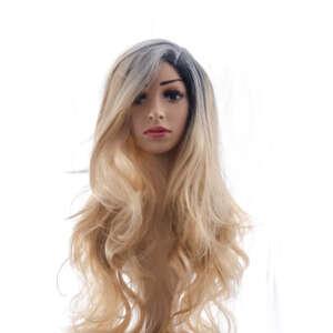 tymeless hair wigs dark root long blonde wigonde wig