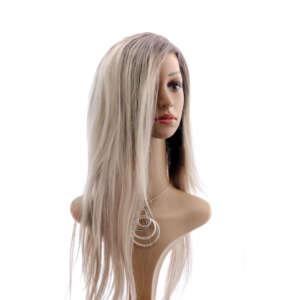 Tymeless Hair Wigs platinum blonde