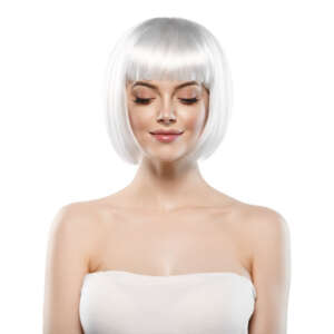tymeless hair chin length bob wig