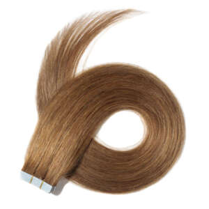 Tymeless Hair And Wigs Tape In Extensions Light Brown