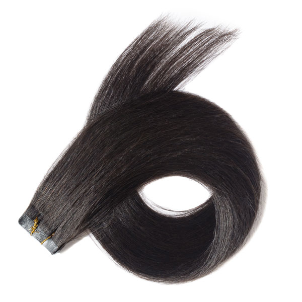 Tymeless Hair And Wigs Tape In Extensions Natural Black