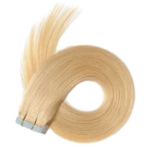 Tymeless Hair Tape In Extensions Natural Light Golden Blonde