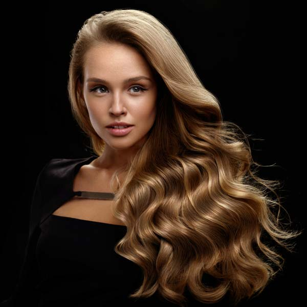 Tymeless Hair Wigs Blonde Wave