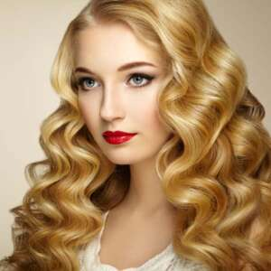Tymeless Hair Wigs clip in extensions blonde