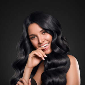 Tymeless Hair Wigs Clip In Black Extensions