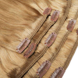 Tymeless hair wigs clip Inextensions blonde