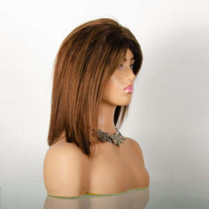 Tymeless Hair Wigs Shoot Chocolate Brown