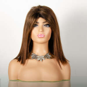 Tymeless Hair Wigs Shoot Chocolate Brown