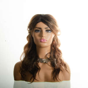 Tymeless Hair Wigs Brown to Copper Ombre
