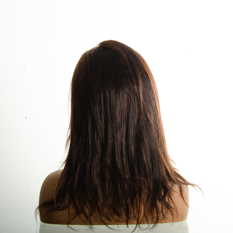 Tymeless Hair Wigs Natural Dark Brown