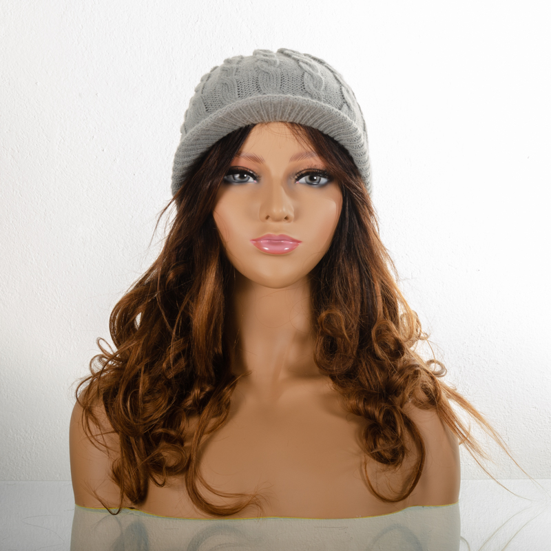 Tymeless Hair Wigs Brown Copper Ombre