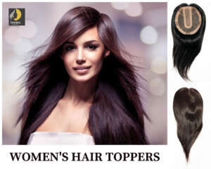 Tymeless Hair & Wigs Womens Hair Toppers