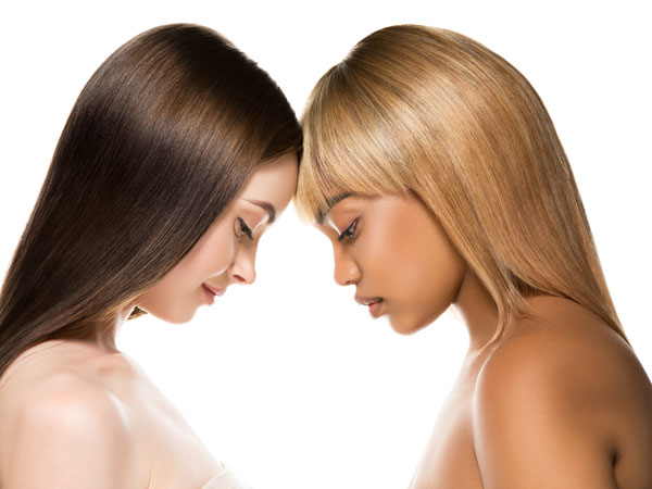 Can you flat iron your wig or hair extensions? Tymeless Hair & Wigs
