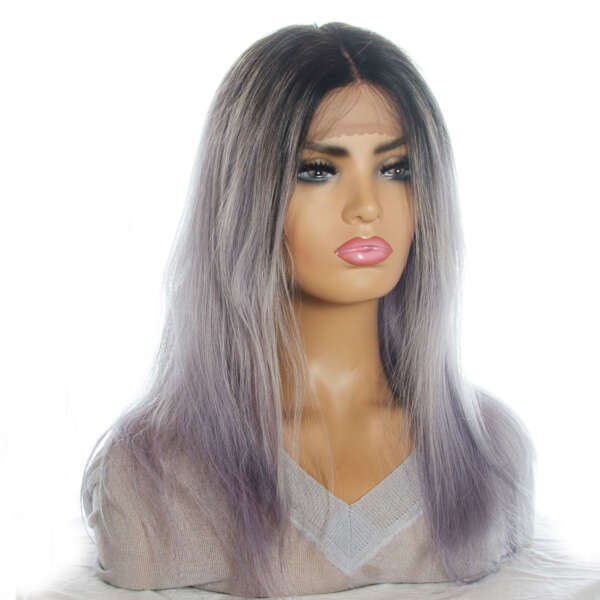 Tymeless Hair Wigs Lavender Ombre