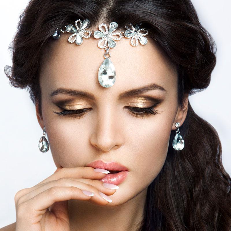 Tymeless Hair & Wigs Bridal Hair Jewels