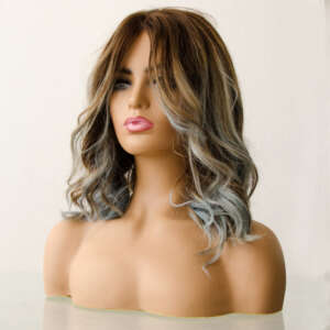 Tymeless Hair Wigs Ice Violet Ombre