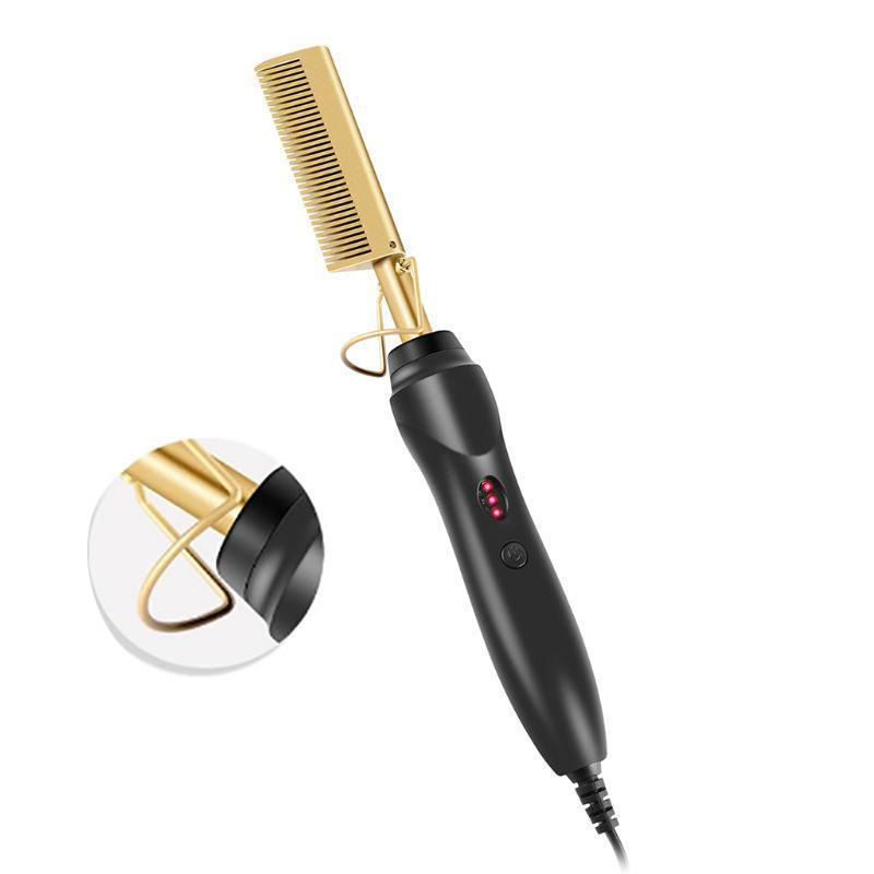 Tymeless Hair Electronic Hot Comb Styler