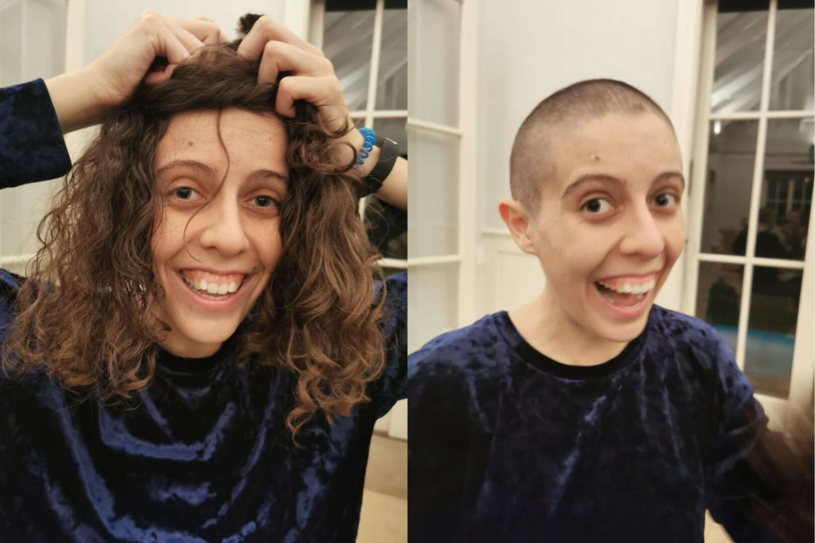 """""""Why I Donated My Locks For Cancer"""""""