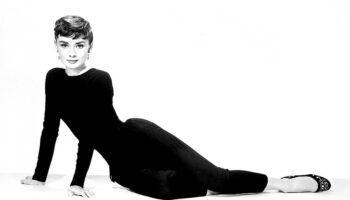 Audrey Hepburn pixie wig